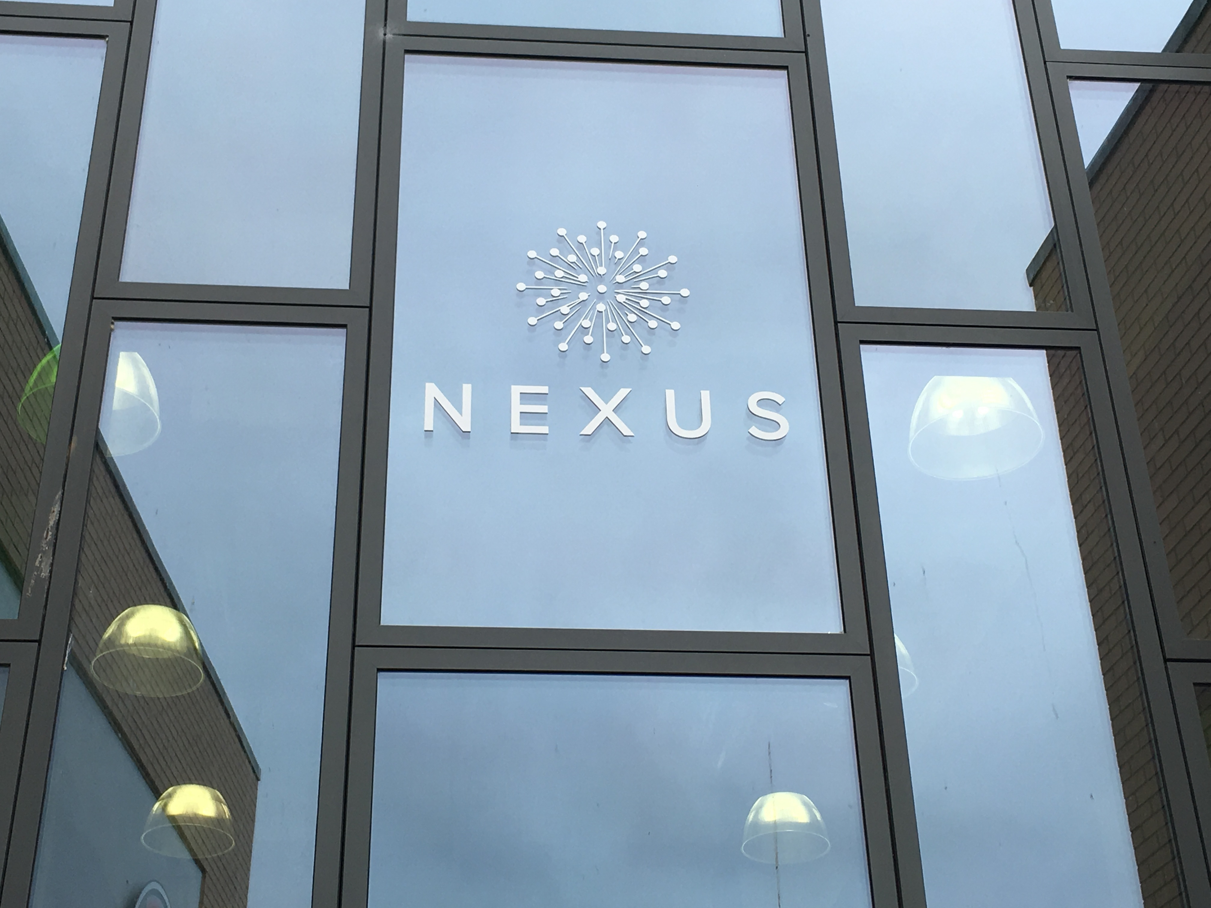 Nexus outside logo