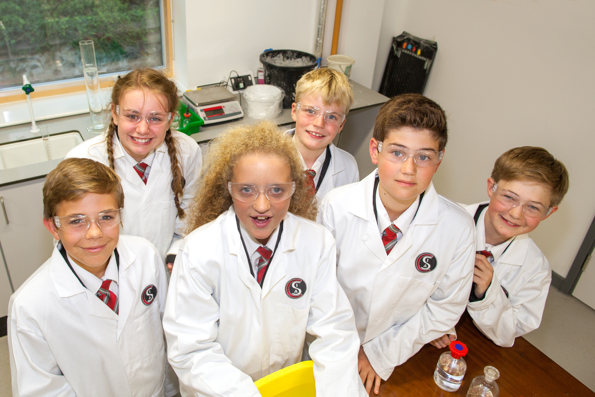 Open evening for prospective students on the Gifted STEM programme
