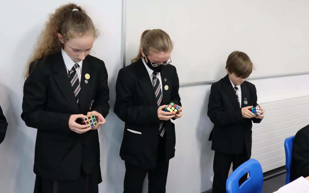 Rubik's Cube Competition